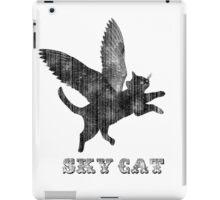 Sky Cat iPad Case/Skin