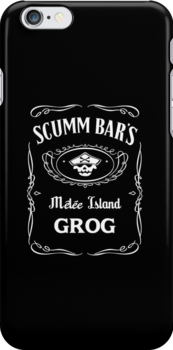 Scumm Bar's GROG by Whitebison