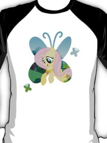 Fluttershy Butterfly T-Shirt