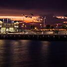 Princes Pier Gatehouse by Shari Mattox