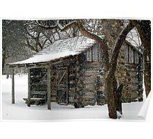 Winter Retreat © Poster