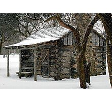 Winter Retreat © Photographic Print