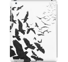 Flock of Birds in Flight iPad Case/Skin