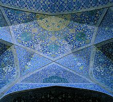 The beauty of Esfahan by Kerry Dunstone