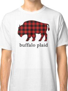 Buffalo Plaid Classic T-Shirt