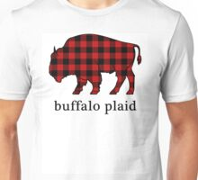 Buffalo Plaid Unisex T-Shirt