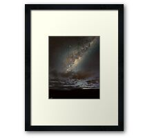 Beauty and the Way Framed Print