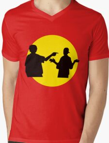 Kenan & Kel Mens V-Neck T-Shirt