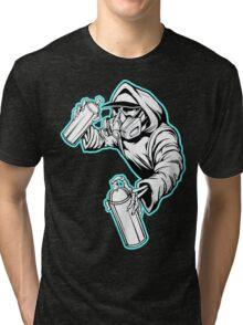 artist till dead Tri-blend T-Shirt