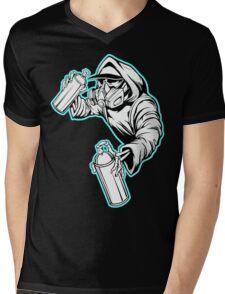 artist till dead Mens V-Neck T-Shirt
