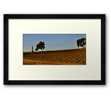 Dormant chimney.... Framed Print