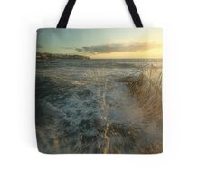Sunrise Splash Tote Bag