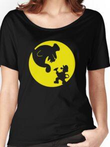 Luigi's Moonlight Shadows Women's Relaxed Fit T-Shirt