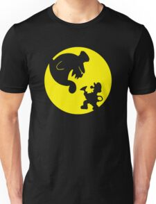 Luigi's Moonlight Shadows Unisex T-Shirt