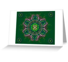 Butterfly Imprint Greeting Card