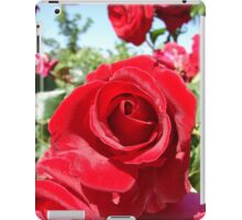 Red Rose 1 iPad Case/Skin