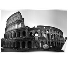 The Colosseum 01 Poster