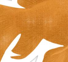 Single Goldfish Sticker
