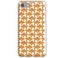 School of Goldfish Pattern iPhone Case/Skin