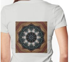 In a Spin Womens Fitted T-Shirt