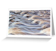 Nepean Abstract Greeting Card