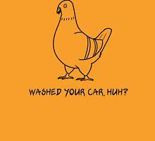 Pooping Pigeon Unisex T-Shirt