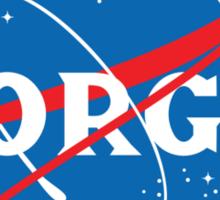 BORG Sticker