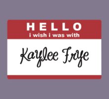 "HELLO i wish i was with ""Kaylee Frye"" by Gilove2dance"