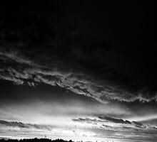 Ballarat Cloud Study No 1 ... by Erin Davis