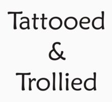 Tatooed & Trollied by Jess Meacham