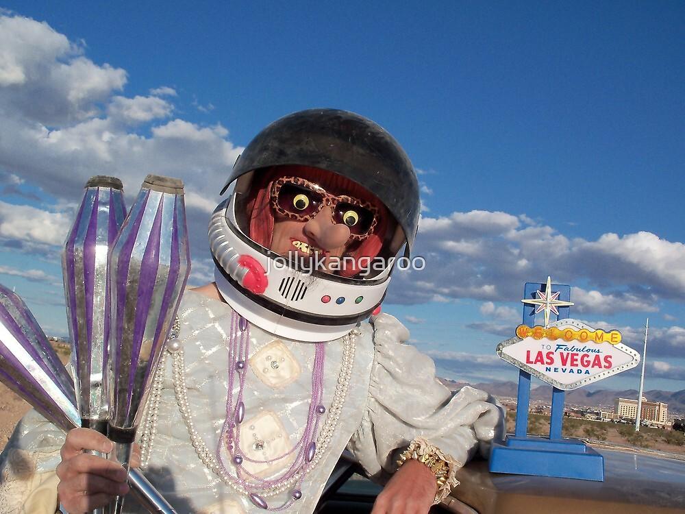 Las Vegas Juggler by jollykangaroo