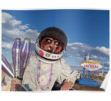 Las Vegas Juggler Poster