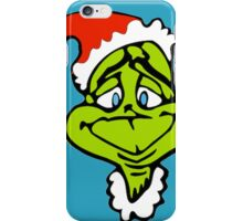 Santa The Grinch Christmas iPhone Case/Skin