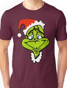 Santa The Grinch Christmas Unisex T-Shirt