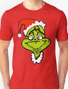 Santa The Grinch Christmas T-Shirt