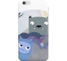 Road Trip by Aglaia Mortcheva iPhone Case/Skin