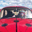 Psychedelic Beetle Man by jollykangaroo