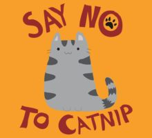 Say No to Catnip by teecup