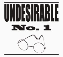 Undesirable Number One by babydollchic