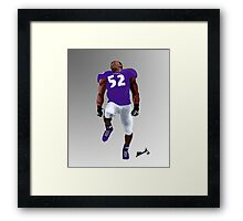 Champion Framed Print