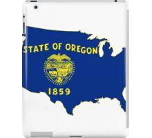 Oregon iPad Case/Skin