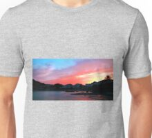 Cala Llonga Sunset Unisex T-Shirt