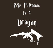 My Patronus is a Dragon Unisex T-Shirt