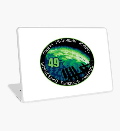 Expedition 49 Mission Patch Laptop Skin