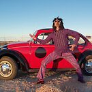 Rocker in the Desert by jollykangaroo