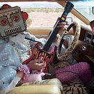 Iron Man by jollykangaroo