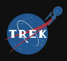 TREK by geekchic  tees