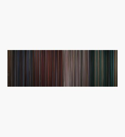 Moviebarcode: The Complete Die Hard Quadrilogy (1988-2007) Photographic Print
