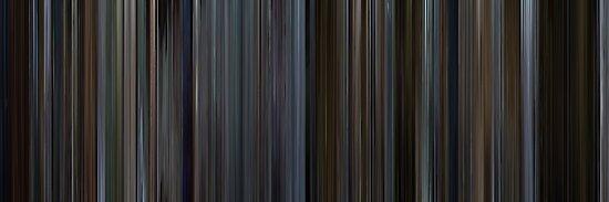 Moviebarcode: The Bourne Identity (2002) by moviebarcode