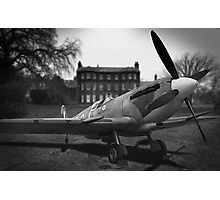 Spitfire Photographic Print